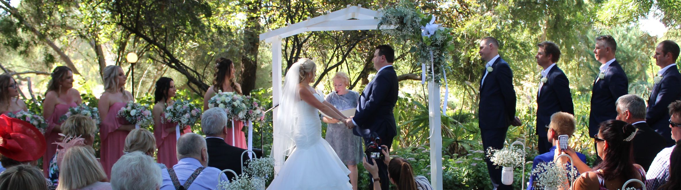 Marriage Celebrant Above And Beyond